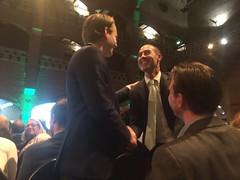 D66-congres 2015 (Comicbase) Tags: d66 congres d66congres tjeerddierckxsens saidkasmi