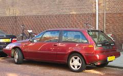 1994 Volvo 480 GT 2.0i (rvandermaar) Tags: 1994 volvo 480 gt 20i volvo480 sidecode5 jlvv70 volvo480gt rvdm