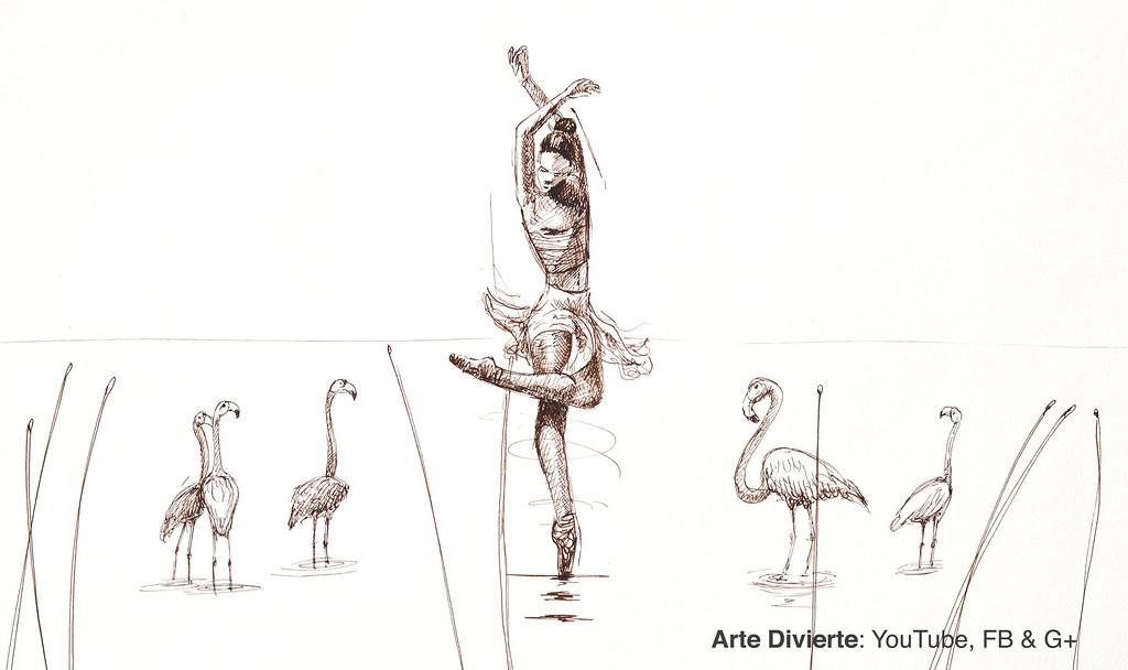 The World's Best Photos Of Bailarina And Dibujo