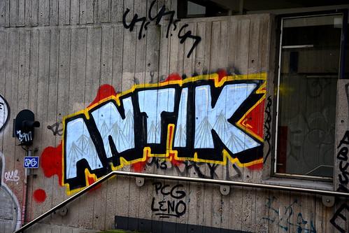 graffiti amsterdam