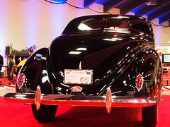 1938 Lincoln Zephyr coupe '859U' 7 (Jack Snell - Thanks for over 26 Million Views) Tags: sf auto show ca 58th wallpaper art cars wall vintage paper san francisco display 1938 center international zephyr lincoln collectible moscone coupe excotic jacksnell707 jacksnell 859u accadomy