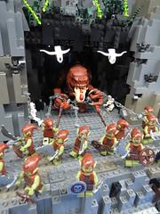 IMG_6857 (LUG Festibriques) Tags: montagne dragon lego exposition fantasy hotdogs jeu caverne fantastique auxerre 2015 scoubidou festibriques