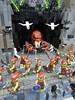 IMG_6857 (Festi'briques) Tags: montagne dragon lego exposition fantasy hotdogs jeu caverne fantastique auxerre 2015 scoubidou festibriques