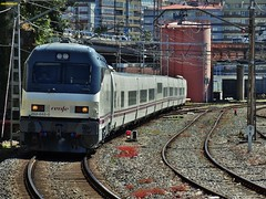 252 (firedmanager) Tags: train tren siemens galicia locomotive vigo locomotora ferrocarril renfe talgo trena 252 trenhotel renfeoperadora