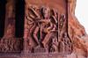 Bharatanatya Mudras - Lord Shiva with 18 hands - Cave 1 ([sujith]) Tags: cave karnataka badami chalukya mudra bagalkot friezes bharatanatya vatapi