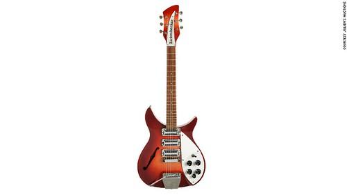 Rose-Morris Rickenbacker 1964