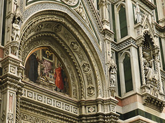A2293FLOb (preacher43) Tags: santa italy flower building st architecture del florence cathedral maria mary religion il di firenze duomo fiore cattedrale the