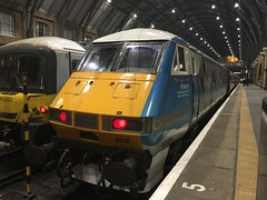 #claus91 #91128 #virgintrains #eastcoast london kings cross special livery (I.Wright Photography over 2 million views thanks) Tags: santa christmas xmas london set cross mark 4 loco trains class special virgin kings greetings custom 82 91 eastcoast dvt virgintrains livery seasos 91128 claus91