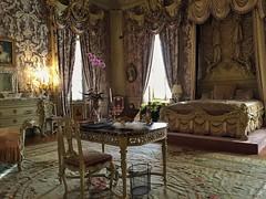 Mrs Vanderbuilt's Bedroom. (by Amy Davies, Plymouth, MA) Tags: ri december newport opulent overthetop riches 2015 lavish marblehousemansion glamorbedroom mrsvanderbuiltsbedroom