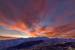 Un nuevo amanecer para un nuevo ao (Urugallu) Tags: color luz canon flickr nieve asturias amanecer picosdeeuropa asturies cangasdeonis 70d joserodriguez montses urugallu seguenco
