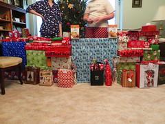Christmas Wall 2015 (3) (R Hennessy) Tags: caitlin spaniel jenica