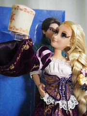 Disney Designer Fairytale Rapunzel And Flynn (sh0pi) Tags: disney designer fairytale rapunzel and flynn collection puppe doll limited edition 2013 6000 le dfdc tangled eugene rider fitzherbert disneystore