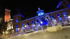 Ministerio (Julio Milln) Tags: edificios nocturna luces calles
