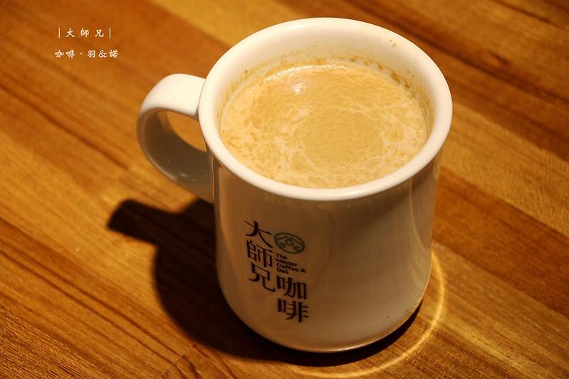 大師兄咖啡廳松山下午茶簡餐064