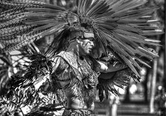 Mighty Aztec Dancer (Jon.Chang) Tags: aztec canon dancer energy power mighty