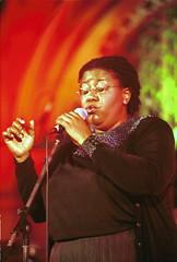 Sibongile Khumalo from South Africa Music on the Line Union Chapel Islington London Oct 2000 011 (photographer695) Tags: sibongile khumalo from south africa music line union chapel islington london oct 2000