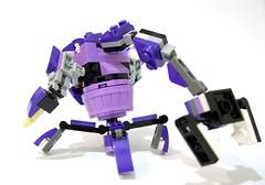 Alien (chubbybots) Tags: lego mixels alien