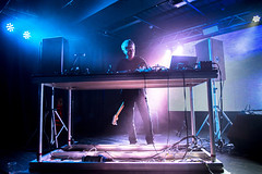Michael Rother - Sensoria Festival 2016 (Laura Merrill Photos) Tags: gazelle twin colder michael rother gazelletwin michaelrother nearfuture sensoriafestival sensoriafestival2016 universityofsheffielddramastudio foundry sheffield event photography musicphotographygigphotographygig photographylaura merrill