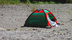 an overnight tent.... (Jinky Dabon) Tags: canoneos1200d canonpowershotsx170is tent camp camping camper bivouac