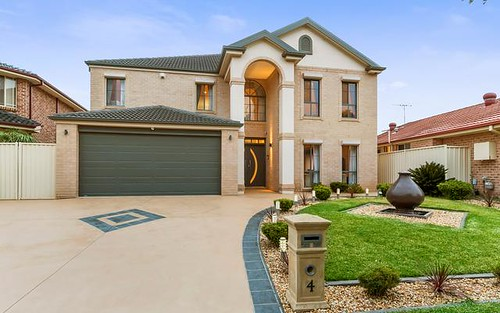 4 Laing Pl, West Hoxton NSW 2171