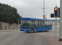 Tantivy 205 (Coco the Jerzee Busman) Tags: tantivy blue coach bus tours jersey uk channel islands