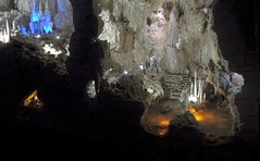 cave (Eisgrfin (very busy)) Tags: cave dark light hhle miniaturwunderland hamburg eisgrfin germany