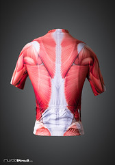 muscle cycling jersey - back view (LAZUR tomek pietek) Tags: muscle cycling jersey kit bike wear anatomy race road mtb xc xco cross country leica nocticron f12 gx7 lumix panasonic m43 micro 43 body costume laicra spandex sport athlete unique oryginal bicycle fashion fabric outfit apparel clothing asteria italian polish design designer pad goccia bibshort bib short bibs tight pro protour eurostyle muscleskinsuit skinsuit