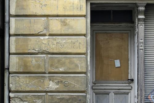 Flickriver: Most interesting photos from Fassadenbeschriftung ...