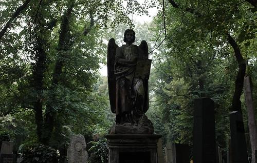 Friedhof Olšany, Prag