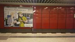 Premiere B2 auf U9 - 14 (Berliner U-Bahn) Tags: ubahnhof sonderfahrt b2 b2sonderfahrt u9 berlinerubahn ubahn untergrundbahn ubahntunnel gleisanlagen agubahn leopoldplatz schlosstrase turmstrase berlinerstrase zoologischergarten rathaussteglitz westhafen bvg berlin deutschland germany underground specialtour station tracks