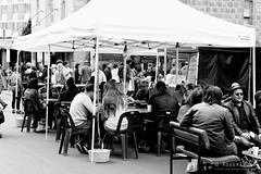 20161106-02-Tasmanian Farmgate randoms (Roger T Wong) Tags: 2016 australia bw farmgate hobart rogertwong sel70300g sony70300 sonya7ii sonyalpha7ii sonyfe70300mmf2556goss sonyilce7m2 tasmania tasmanianfarmgatemarket blackandwhite crowd market mono monochrome people stalls