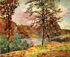Landscape (artmuse10) Tags: armand guillaumin