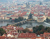 Charles Bridge from Petrin Hill, Prague (martin97uk) Tags: petrin hill prague czech republic europe praha charles bridge mala strana stare mesto