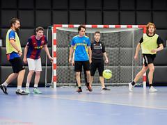 PA211160.jpg (Bart Notermans) Tags: coolblue bartnotermans collegas competitie feyenoord olympus rotterdam soccer sport zaalvoetbal