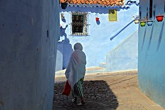 (claudiophoto) Tags: fes medina donnaaraba woman history colors tipico unesco