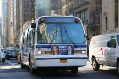 IMG_1017 (GojiMet86) Tags: mta nyc new york city bus buses 1999 t80206 rts 5134 m42 42nd street 5th avenue