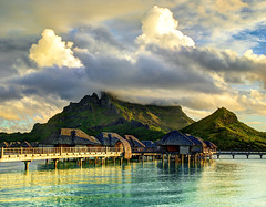 Sunset Bora Bora (sousapp) Tags: borabora ratcliff stuckincustomscom trey treyratcliff