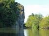 Auf der Lahn (KalleKrabowsky) Tags: lahn kanu fluss hessen nature
