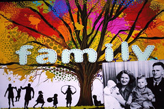 Family (crafty1tutu (Ann)) Tags: family children parents brothers sisters history familyhistory album book present birthday happybirthday scrapbook crafty1tutu canon1dx canon180mm35lseriesmacrolens anncameron familytree ancestry