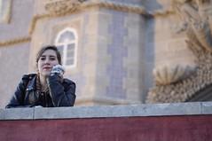 (A.Atena) Tags: sintra portugal europe palace palaciodapena girl portrait azulejos nikond5000 nikon nikkor50mmf18