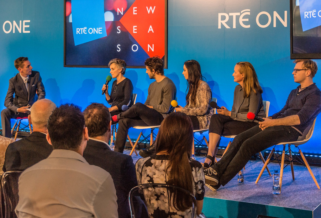 RTE's WINTER SEASON LAUNCH [THE SMOCK ALLEY THEATRE] REF-107089