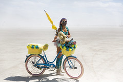 Burning Man 2015: Carnival Of Mirrors (jamenpercy) Tags: city carnival wild man black art bike festival rock america desert acid nevada culture mirrors blackrockcity burning percy 2015 jamen