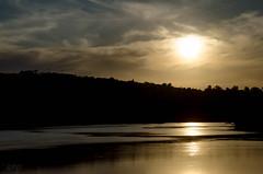 Represa Piraju. (rodengelet) Tags: entardecer rio paranapanema represa pr do sol piraju brazil america sul nikon d7000 brasilbrazil brasilemimagens fotografosbrasileiros fotografemelhor fotografo atravsdaminhalente rodrigovasconcellossilvarvs flickr flickrglobal