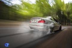 "BMW M3 E46 ""Clubsport"" (F. Carrilho) Tags: shot burn rig bm bmw burnout m3 motorsport fotography e46 rigshot"
