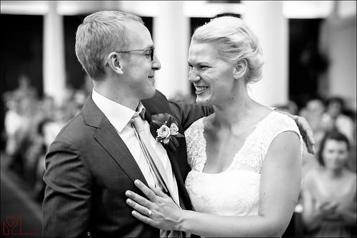 Huwelijk Karen & Bert