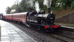 BR Fowler Class 3F 0-6-0 (Milton00147) Tags: railway steamlocomotives llangollensteamgala class3f