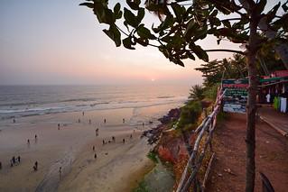 India - Kerala - Varkala - Beach - 15