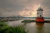 Kingsland Point Lighthouse (floralgal) Tags: bridge lighthouse landscape nationalregisterofhistoricplaces newyorksunset newyorklandscape tarrytownlighthouse westchestercountynewyork hudsonrivereast tarrytownnewyork sleepyhollownewyork kingslandpointlighthouse duskintarrytownnewyork sunsetintarrytownnewyork sleepyhollownewyorklighthouse