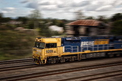 Speedy Delivery (SJB Rail) Tags: pacific trains national valley hunter coal railways railroads