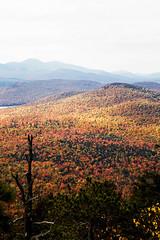 Silver Lake Mountain NY (Valerie Manne) Tags: travel autumn mountain mountains fall nature hiking adirondacks foliage explore adirondack